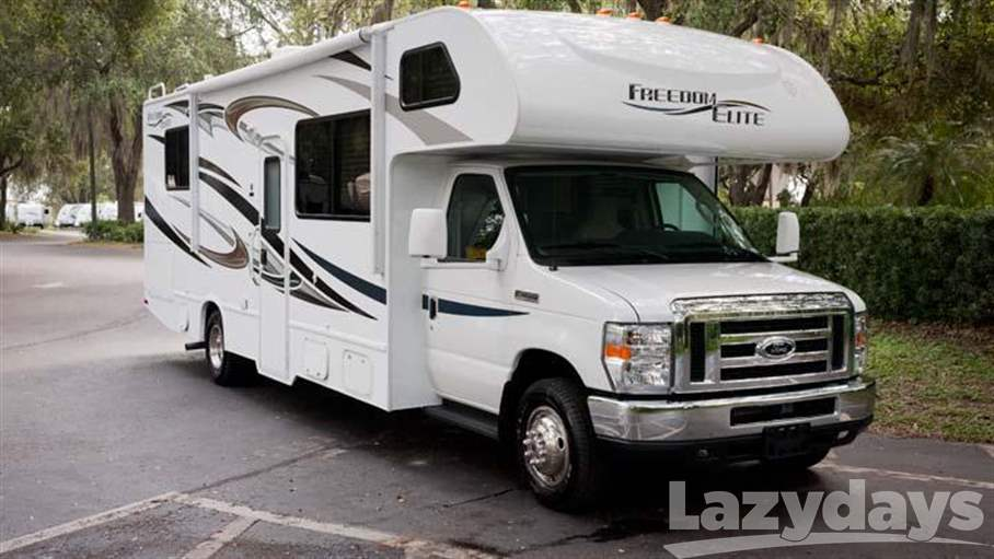 2012 thor motor coach freedom elite 21c for sale in tampa