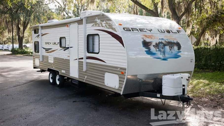 2011 Forest River Grey Wolf 28BH