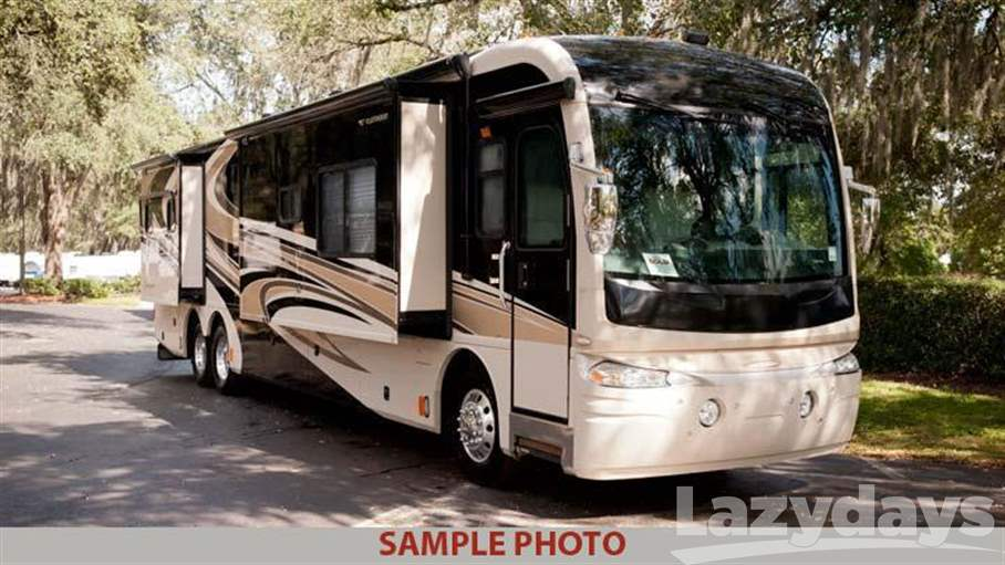 2007 Fleetwood RV Revolution LE 40E