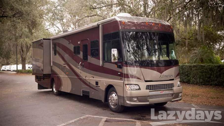 2006 Winnebago Adventurer 36