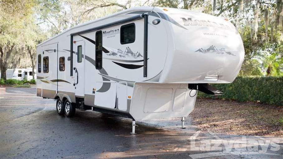 2011 Keystone RV Montana High Country 323RL