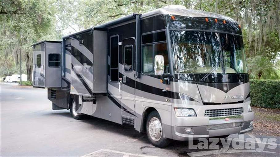 2007 Winnebago Adventurer 35A