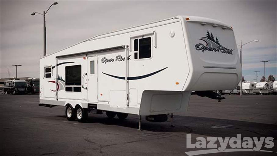 2004 Pilgrim Open Road 357 RL