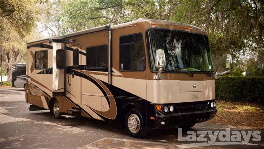2007 Safari Trek 29rbd For Sale In Tampa Fl Lazydays