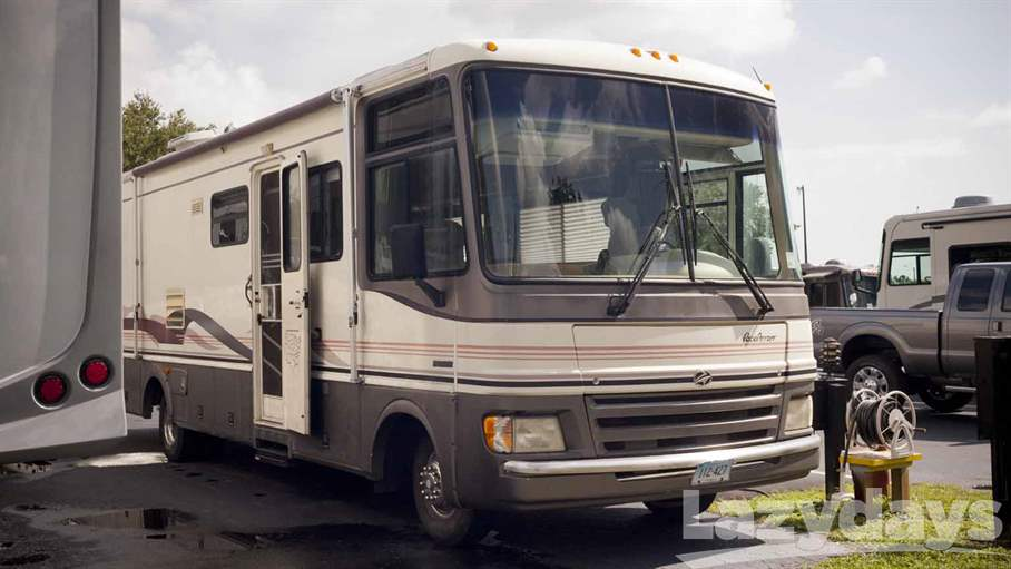 1996 Fleetwood RV Pace Arrow