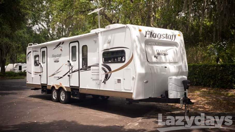 2012 Forest River Flagstaff TT 831KBSS