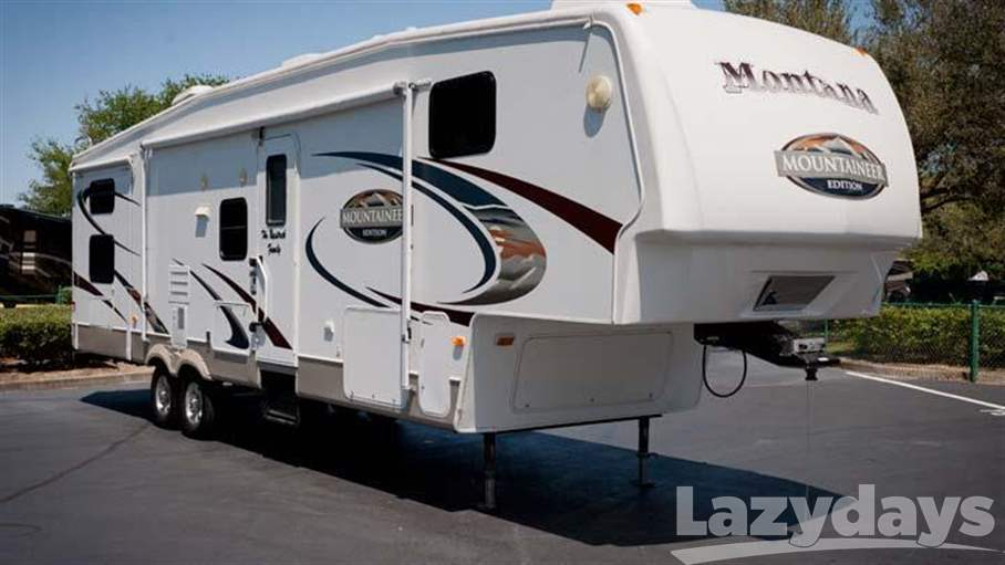 2009 Keystone RV Mountaineer 345DBQ