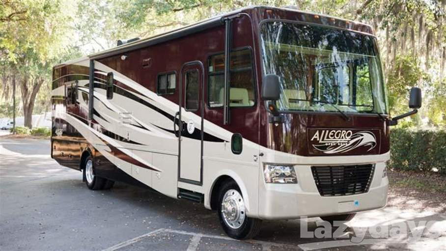 2012 Tiffin Motorhomes Allegro Open Road 36LA