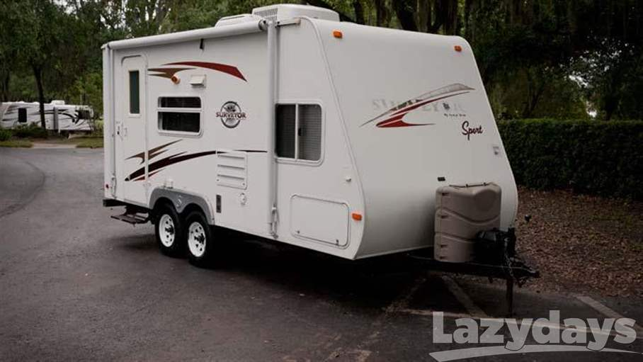 2008 Forest River Surveyor Sport SP186