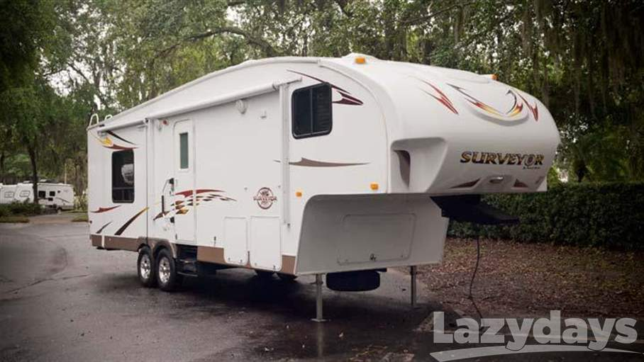 2010 Forest River Surveyor FW SVF285RL