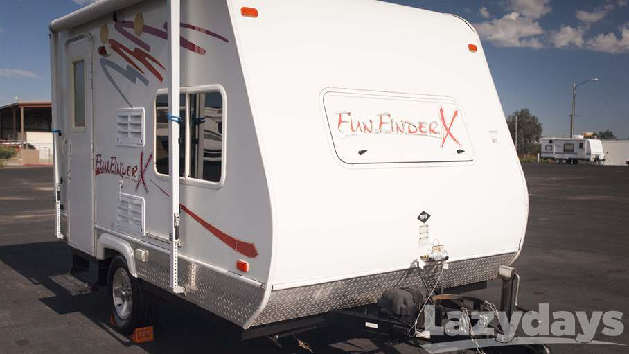 2006 Cruiser RV Fun Finder X 189FBR