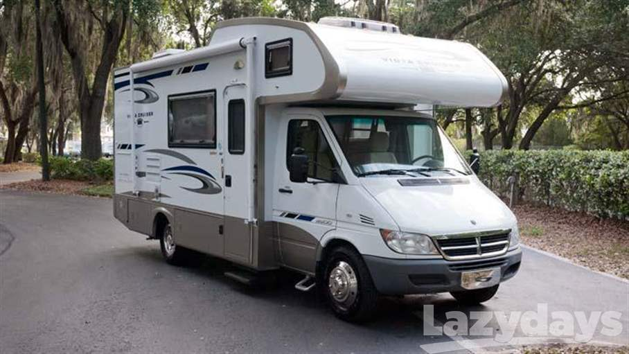 2007 Gulf Stream Vista Cruiser 24sp