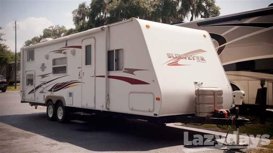 2008 Forest River Surveyor SV304
