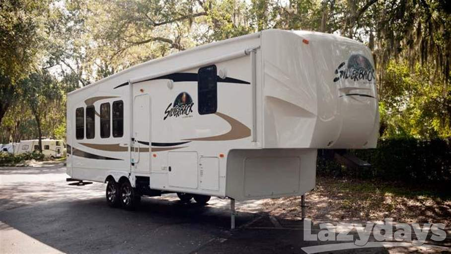 2010 Forest River Cedar Creek Silverback 29RE