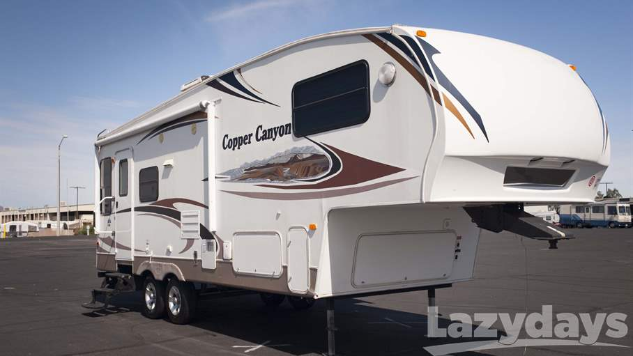2009 Keystone RV Copper Canyon 340FWRKS