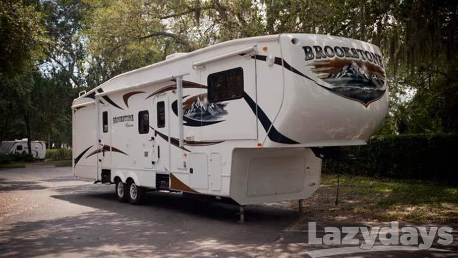 2012 Coachmen Brookstone 385FL
