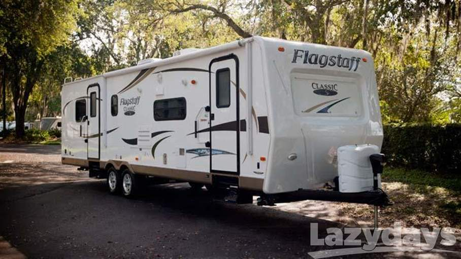 2012 Forest River Flagstaff TT 831FLSS