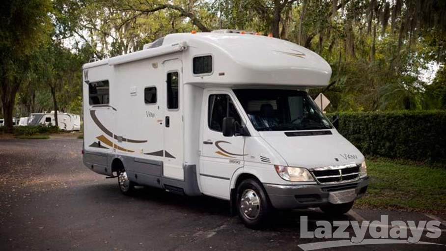 2007 Winnebago View 23B