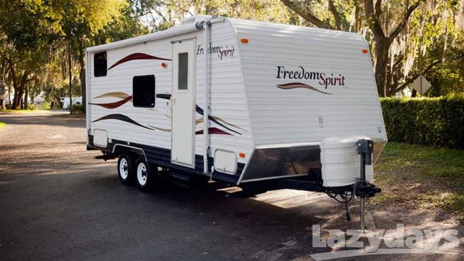 2008 Dutchmen Freedom Spirit M290GS