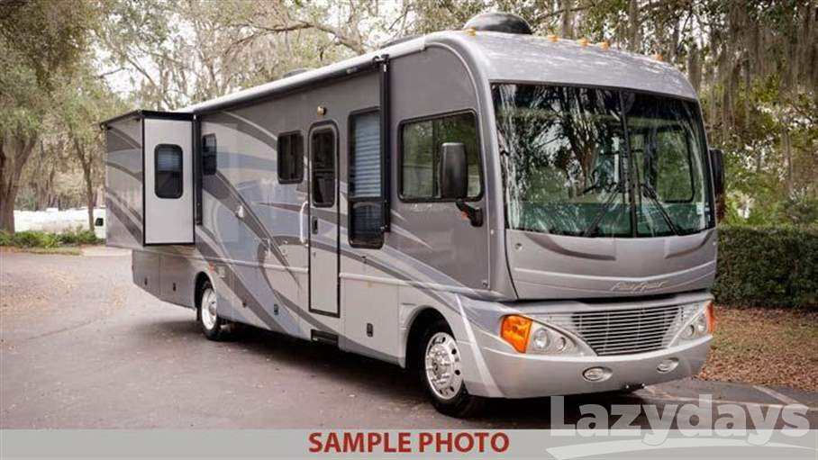 2007 Fleetwood RV Pace Arrow 36D-F