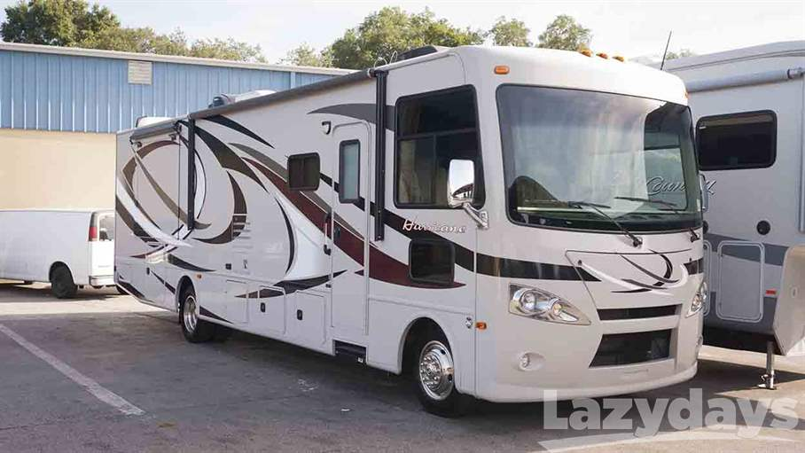 2014 thor motor coach hurricane 34e for sale in tampa fl for Thor motor coach hurricane
