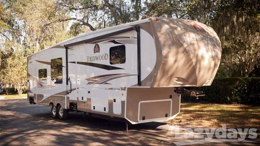 2012 Crossroads RV Redwood 38BR