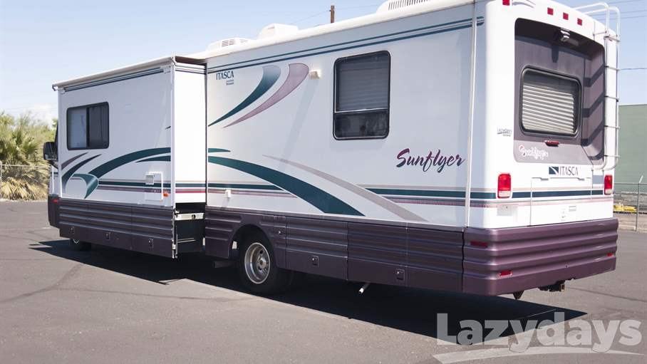 1999 Itasca Sunflyer 33B