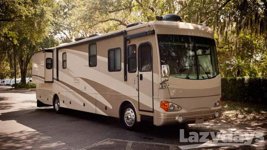 2006 Fleetwood RV Excursion 39V