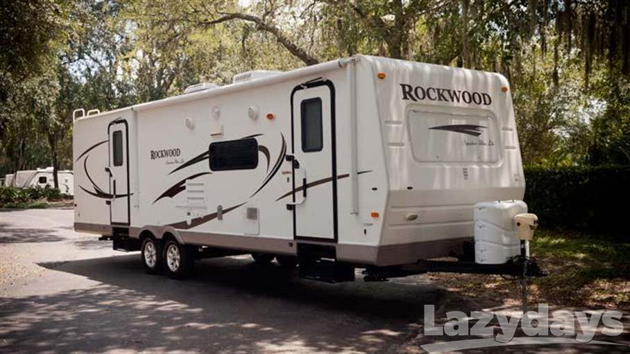 2010 Rockwood Signature Ultra Lite 8319 SS