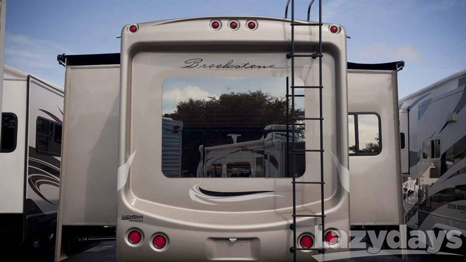 2013 Coachmen Brookstone 367RL