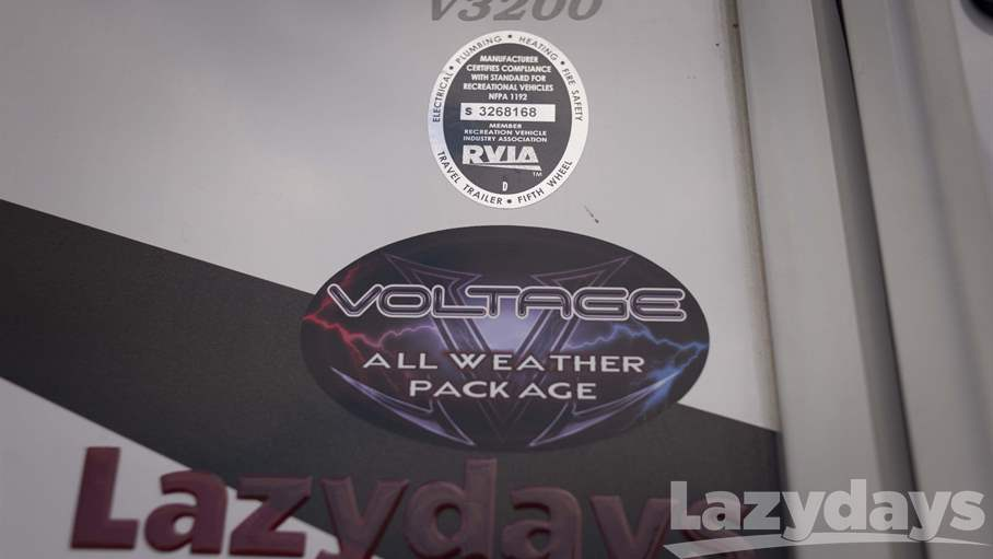 2014 Dutchmen Voltage V3200