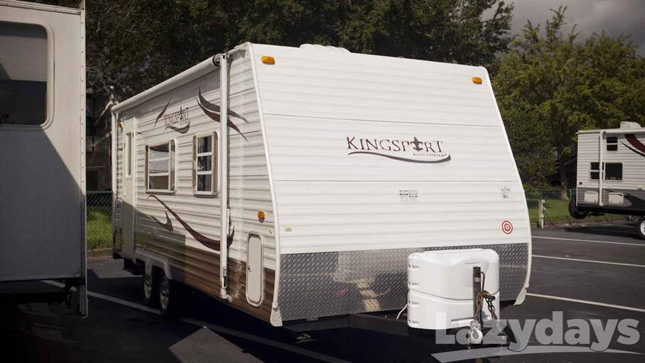 2007 Gulf Stream Kingsport 21MB