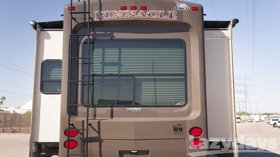 2013 Jayco Pinnacle 38FLFS