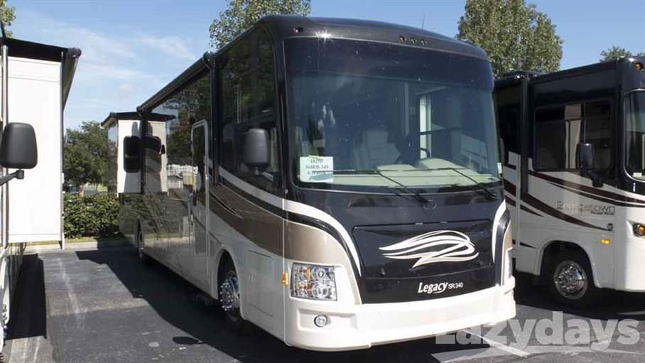 2015 Forest River Legacy SR 340 360RB