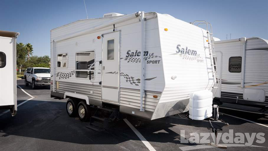 2007 Forest River Salem LE 19FDL