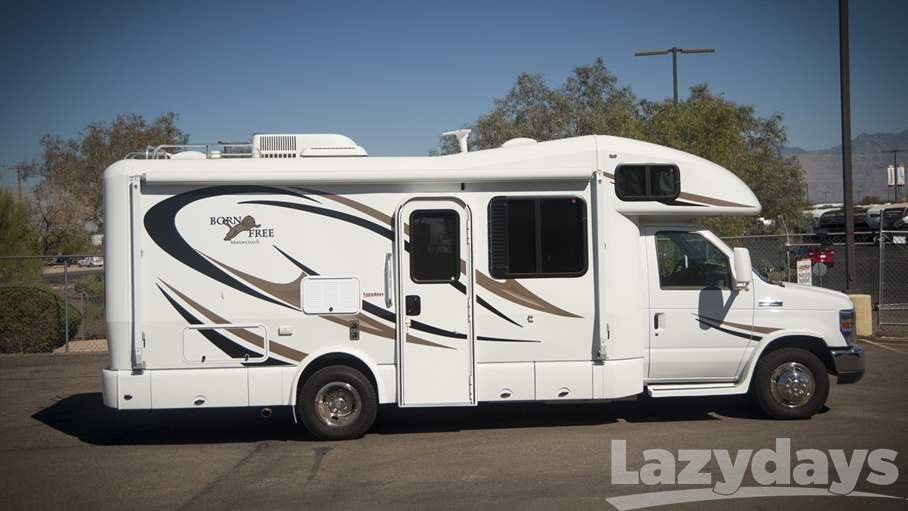 2013 Born Free Born Free 25' Rear Bath S