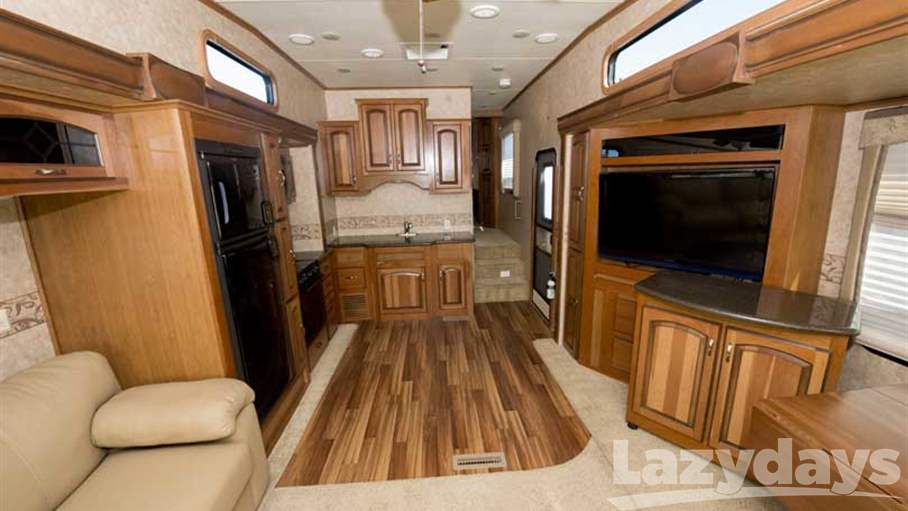 2012 Crossroads RV Rushmore 34SB12