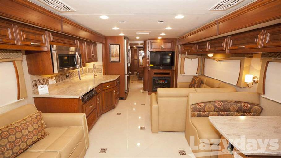 2015 Forest River Berkshire XL 40BH