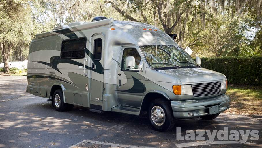 2006 Coach House Platinum XL 261XL