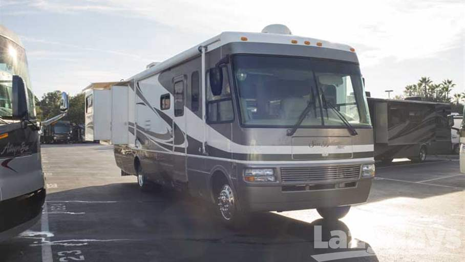 2007 National RV Sea Breeze LX 8341W