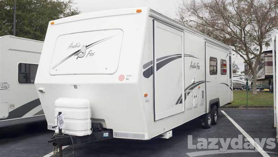 2005 Arctic Fox Silver Fox Edition 11RE