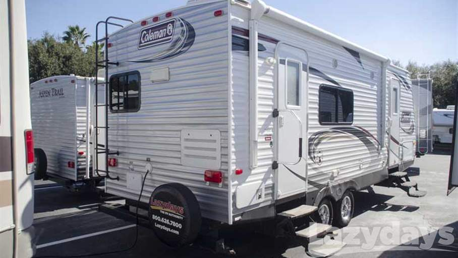 2013 Coleman Expedition CT243RK