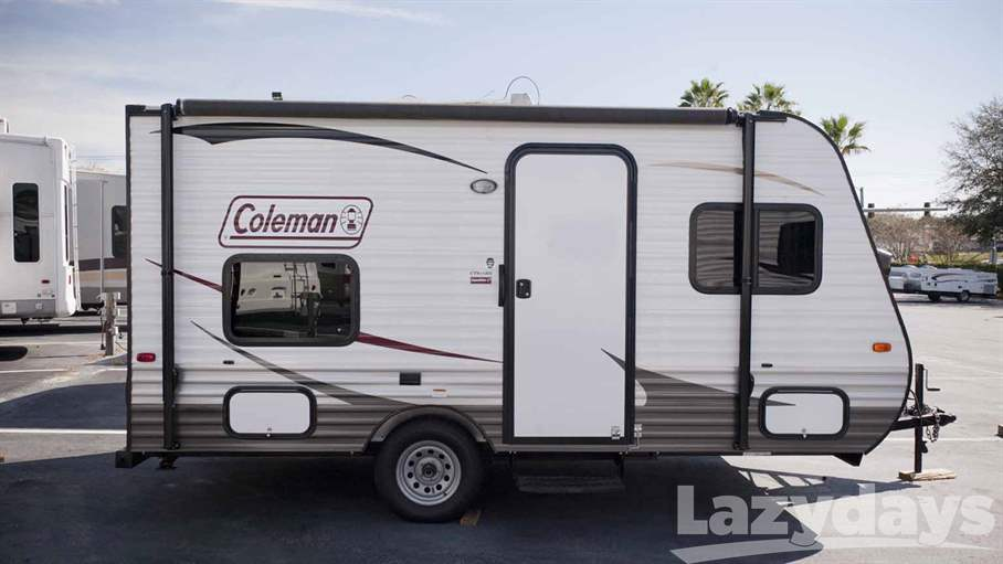 2015 Coleman Expedition 15BH