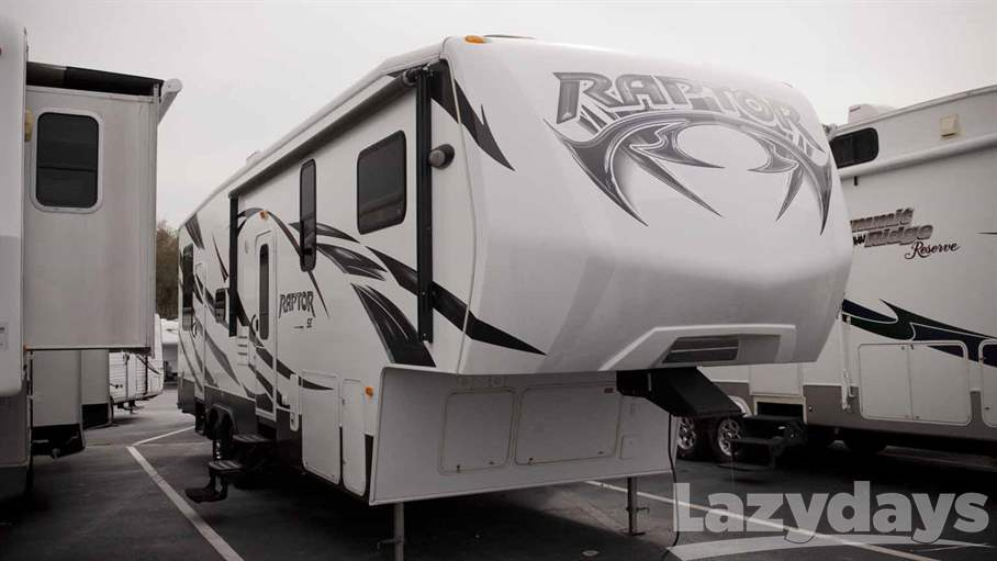 2013 Keystone RV Raptor 297SE