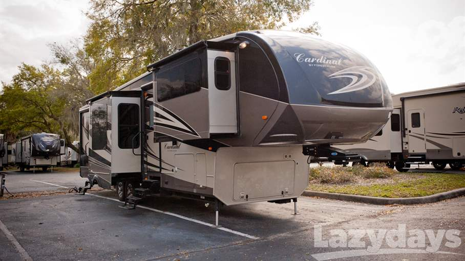 2015 Forest River Cardinal 3825FL