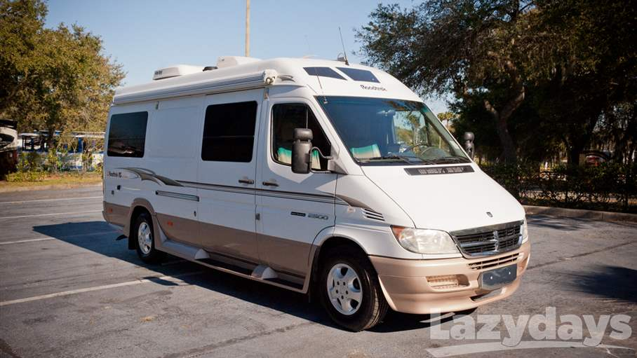 2006 Roadtrek Adventurous 22RS