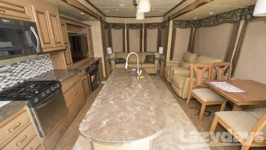 Model 2015 Forest River Cedar Creek Cottage 40CCK For Sale In