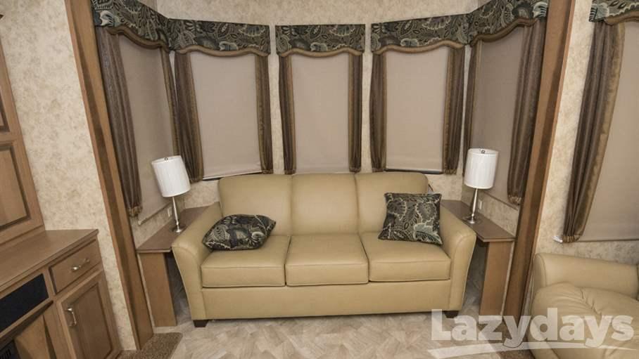 Popular 2015 Forest River Cedar Creek Cottage 40CCK For Sale In