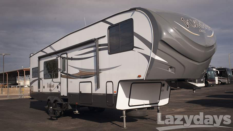 2015 Forest River Wildcat 322RK