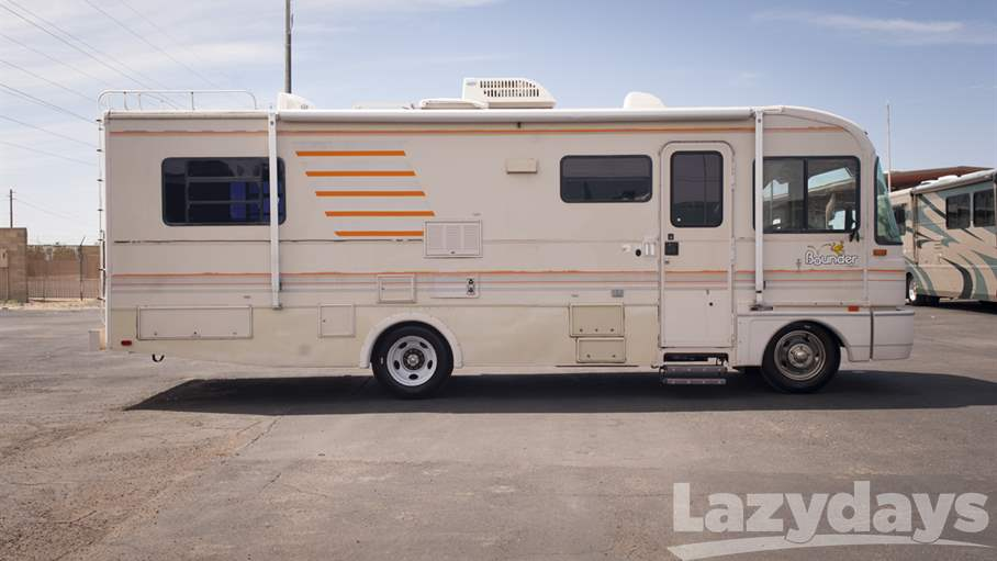 1991 Fleetwood RV Bounder 31K/RT